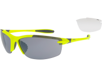 HOTBIRD E660-2 polycarbonate matt neon yellow / grey