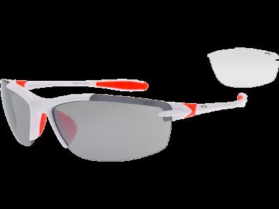 HOTBIRD E660-3 polycarbonate white / orange