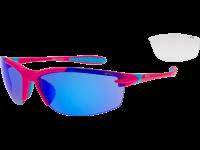 HOTBIRD E660-4 polycarbonate matt neon pink / blue