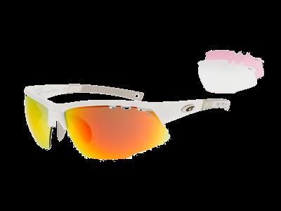 FALCON XTREME E863-3 grilamid TR90 white / grey