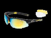 FALCON RACE E866-1R grilamid TR90 matt black / yellow