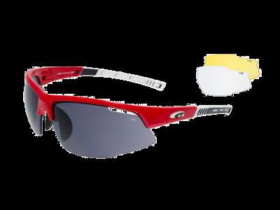 FALCON RACE E866-3 grilamid TR90 red