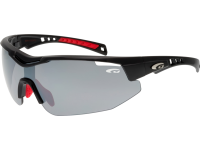 R-TYPE E874-1 grilamid TR90 black / red
