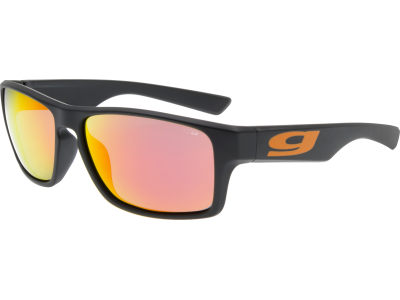 KROMER E890-3P polycarbonate matt black / orange