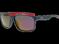 RAPID E898-3P polycarbonate matt grey / red