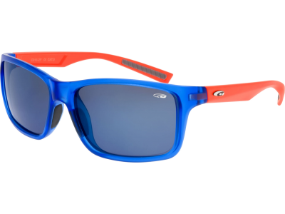 MUVO E916-2P grilamid TR90 matt cristal blue / orange