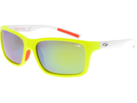 MUVO E916-3P grilamid TR90 matt neon yellow / white