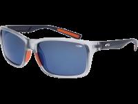 MUVO E916-4P grilamid TR90 matt cristal grey / blue