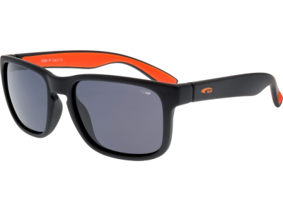 SOFTI E982-1P hytrel matt black / orange