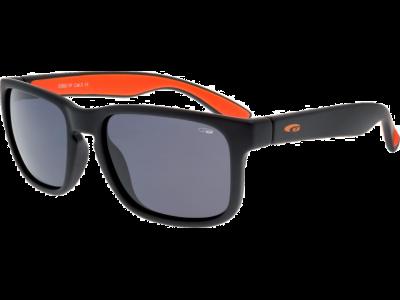 SOFTI E982-1P hytrel matt black / orange