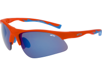 BALAMI E992-5 grilamid TR90 matt neon orange / blue