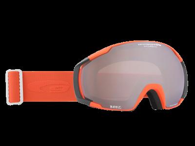 BEEZ H780-4 TPU matt neon orange/gray