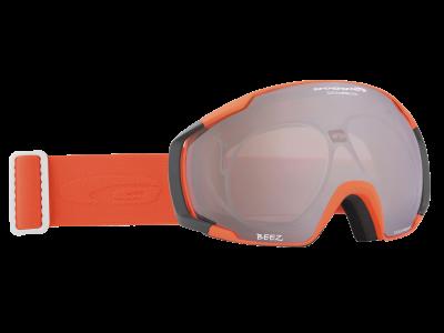 BEEZ H780-4R TPU matt neon orange/gray
