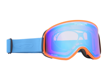 FENDER H894-2R TPU matt neon orange/gray