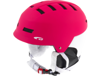 S210-2 INMOLD PC / ABS + EPS matt pink / white