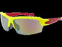 HERO T331-3 grilamid TR90 matt neon yellow / red