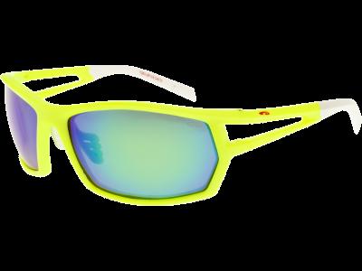 UGRES T351-2P polycarbonate matt neon yellow
