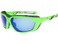 VENTURO T411-3P polycarbonate matt neon green/gray