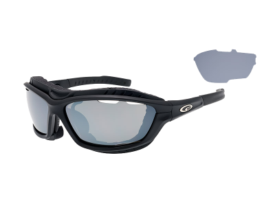 SYRIES T420-4 grilamid TR90 matt black