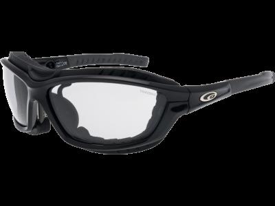 SYRIES T T421-1 grilamid TR90 black / grey