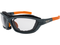 SYRIES T T421-2 grilamid TR90 matt grey / neon orange