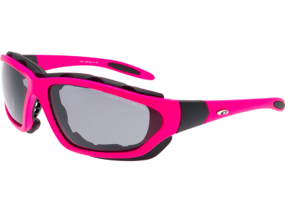 MESE P T437-3P grilamid TR90 matt neon pink
