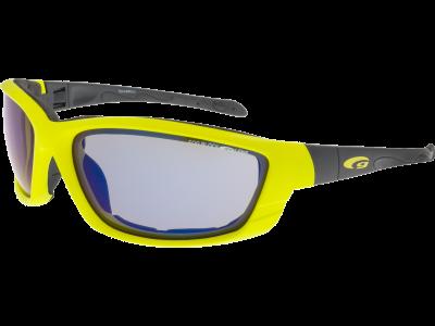 TEKO T520-4 grilamid TR90 matt neon yellow / black