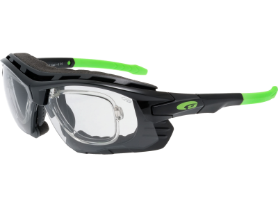 KUGAR T T638-2R polycarbonate black / green