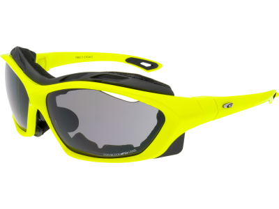 COLOSSO T662-3 polycarbonate yellow / black