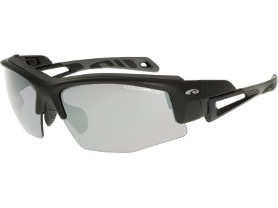 TROY T672-1 polycarbonate matt black/gray