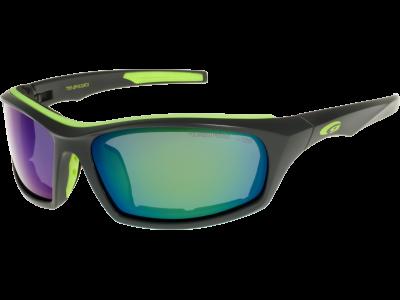 KOVER P T701-2P grilamid TR90 matt gray/green