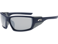 BREEZE T750-4P polycarbonate matt navy blue / grey