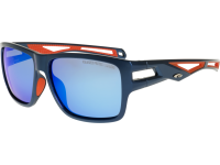 SNOWMASS T801-3P polycarbonate navy blue/orange
