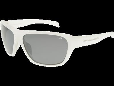 WIZZE T907-2P polycarbonate matt white / cristal