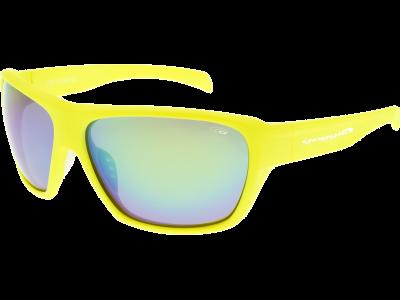WIZZE T907-4P polycarbonate matt neon yellow