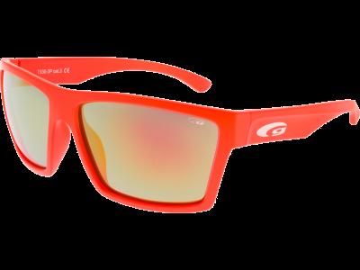 POSS T930-3P polycarbonate matt neon orange