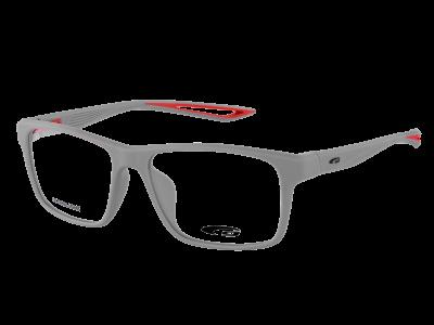 FILLMORE G622-2 ULTRALIGHT matt grey / red