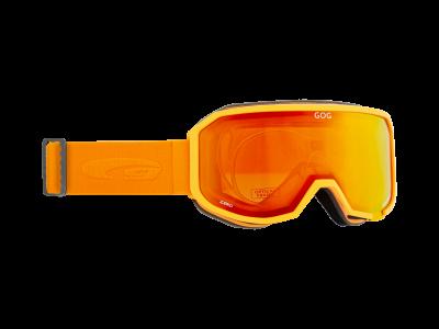 ZERO H575-4R TPU matt neon orange